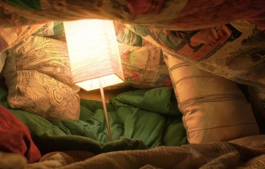 pillow-fort