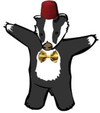 badgerinabowtie