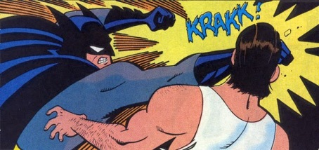 Image result for batman violence