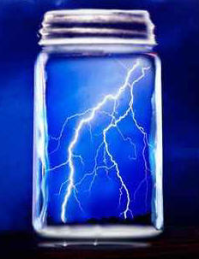 Image result for lightning in a bottle