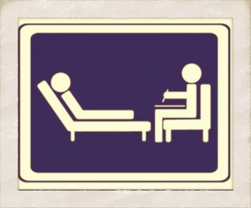 Image result for therapist couch