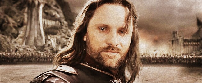 Image result for aragorn not amused