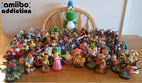 Amiibo Addiction 1