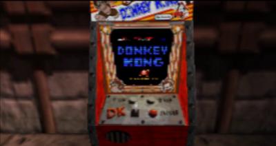 Donkey Kong 64 Arcade
