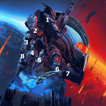 MassEffect LE numbers